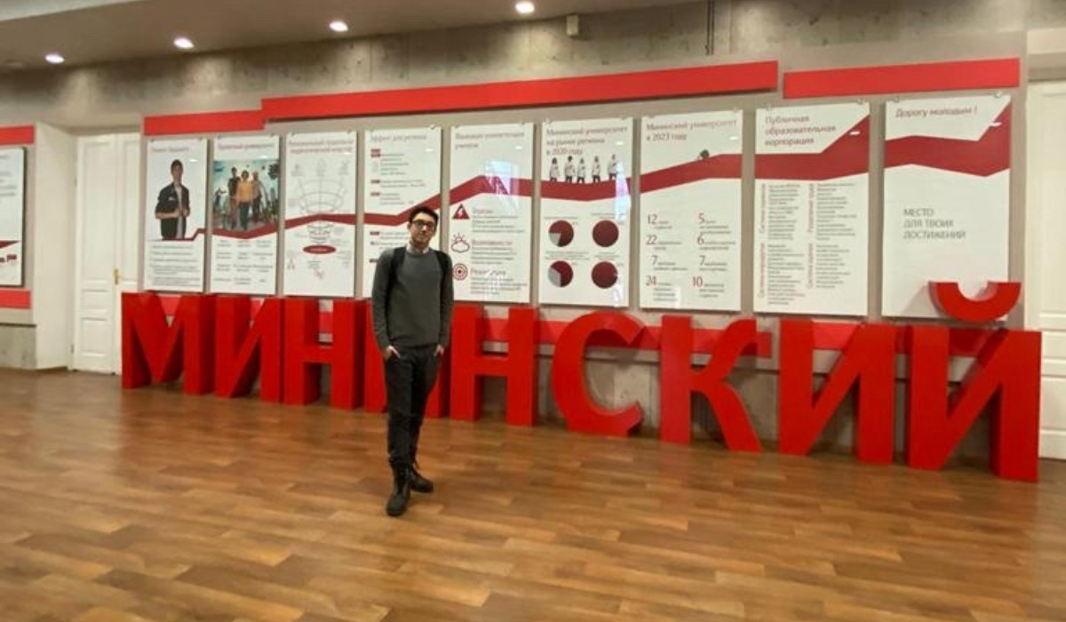 "Students from Italy shared with us their impressions about studying at Minin university: ""Studying in Russia has always been our dream. Minin university was a revelation for us."