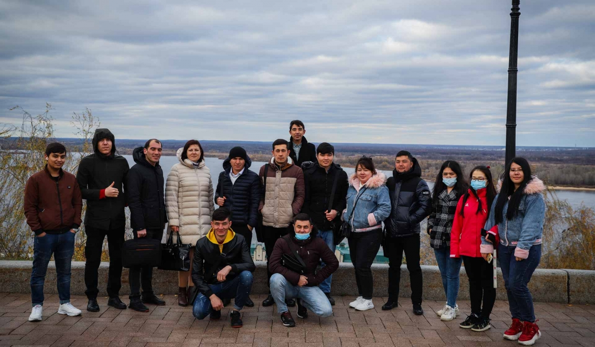 Minin university foreign students got acquainted with the history of Nizhny Novgorod
