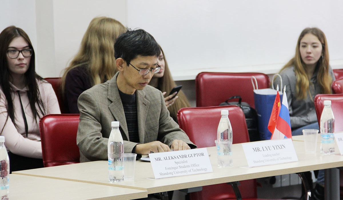 Minin university is organizing the Russian language, culture and education school for students from China